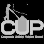 Compania de utilitati publice logo CUP transparent deschis_500x500