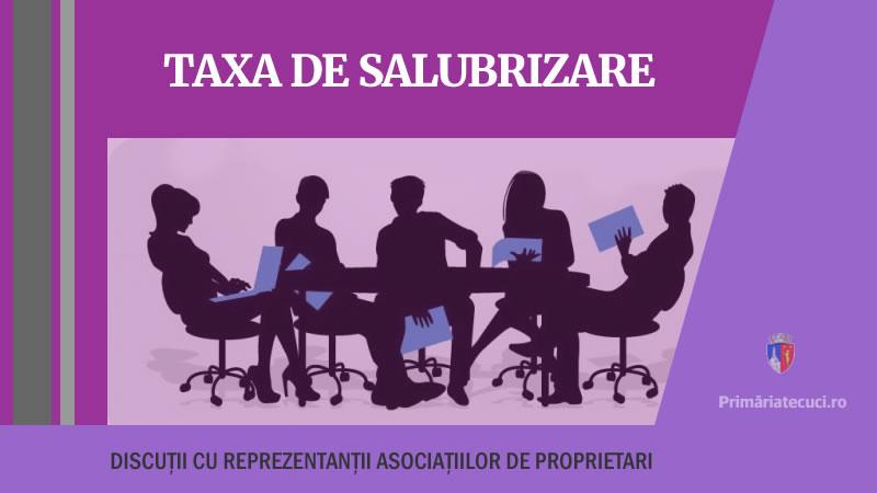 Taxa de salubrizare Discutii-cu-reprezentantii-asociatiilor-de-proprietari-Municipiul-Tecuci