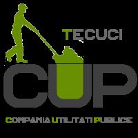 CUP Tecuci - Compania de utilitati publice logo